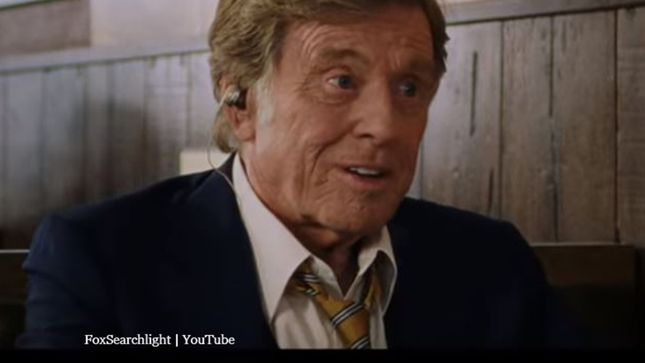 Trailer released for Robert Redford movie 'The Old Man and the Gun'