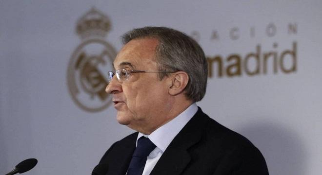 Florentino no desiste de la idea de fichar a Neymar
