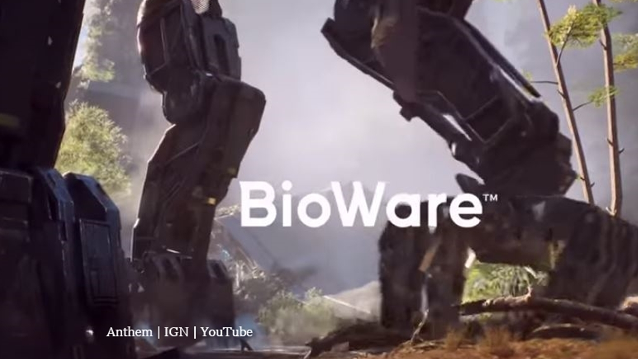 Mark Darrah at BioWare answered rapid questions about upcoming game 'Anthem'