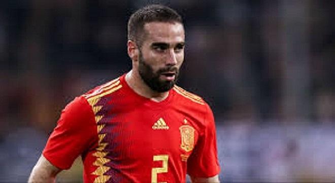 VÍDEO: Dani carvajal será el lateral derecho de España en Rusia 2018