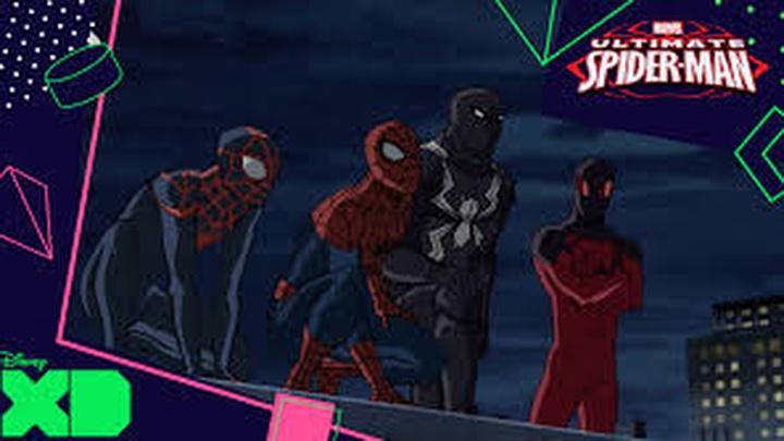 Ultimato Spider-Man la nueva temporada presentada por Disney XD
