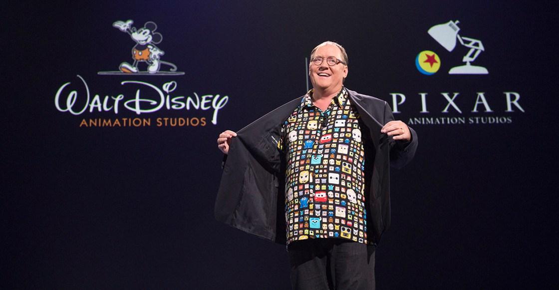 Cofundador de Pixar abandona Disney después de acusaciones por acoso sexual