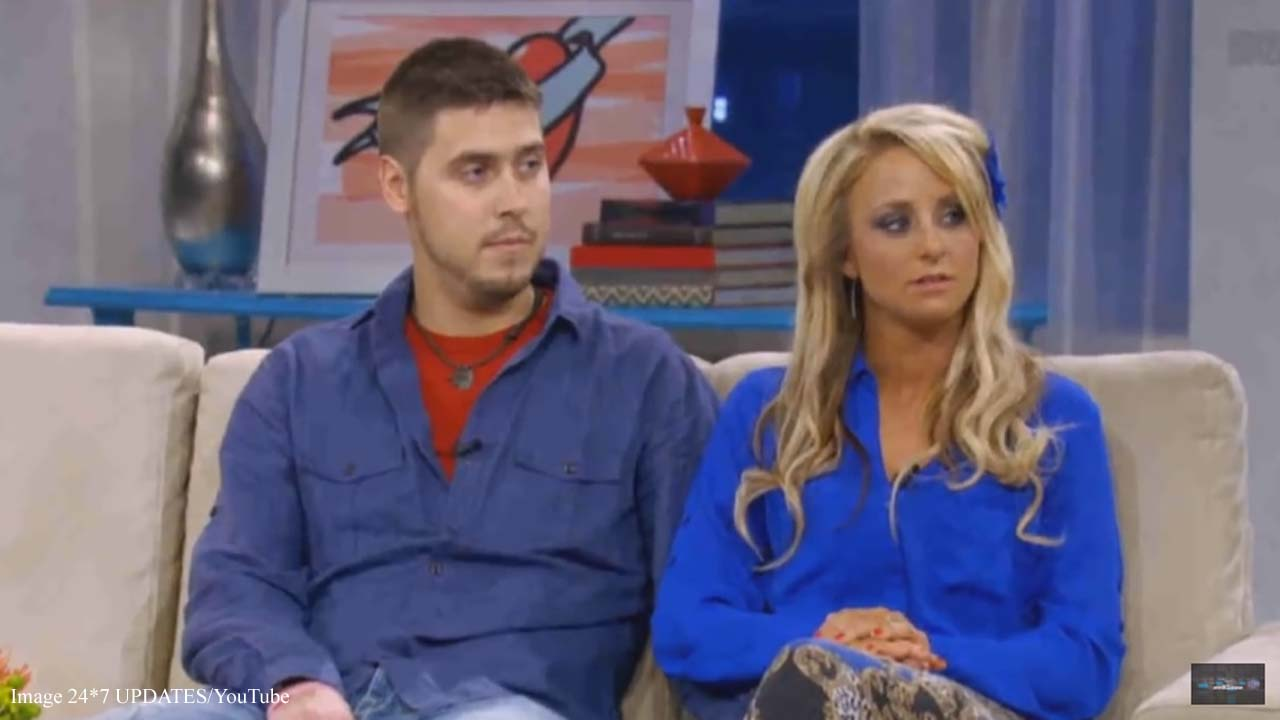 'Teen Mom 2' star Leah Messer talks about Jeremy Calvert and his text messages