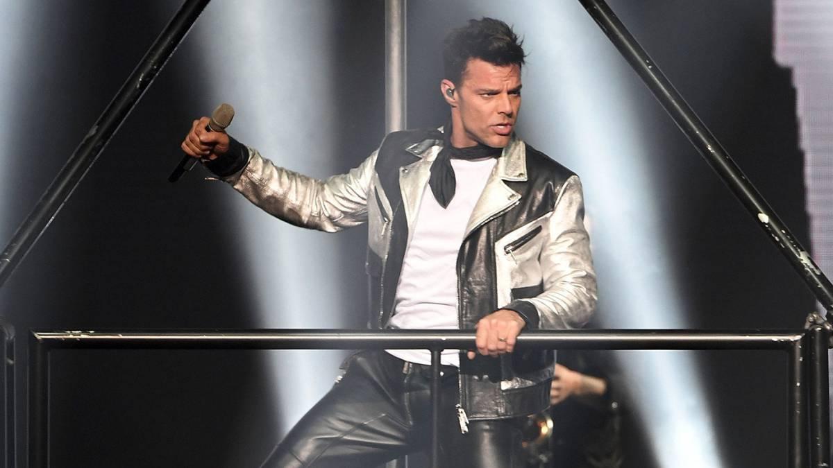 Ricky martin iniciara Tour en España con 10 conciertos