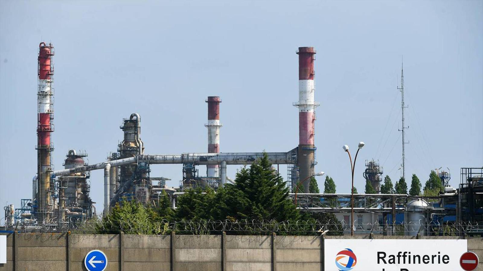 13 raffineries françaises bloquées depuis dimanche