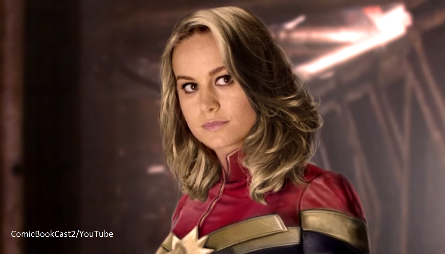 'Captain Marvel' featurette footage, possible trailer, shown at CineEurope