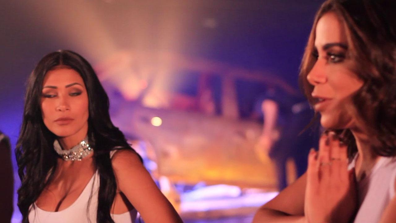 Cantoras Anitta e Simaria têm desentendimento e deixam de se falar