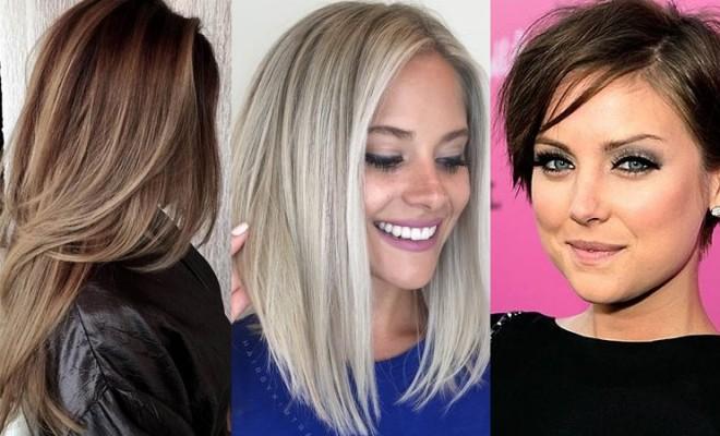 Taglio di capelli donna medi