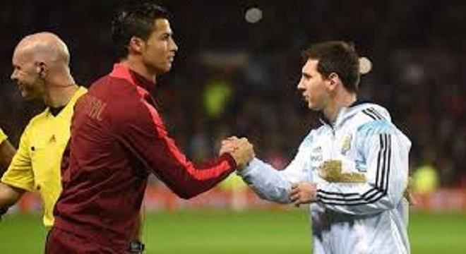 VIDEO: Cristiano Ronaldo y Messi jugarán el que pudiera ser su último Mundial