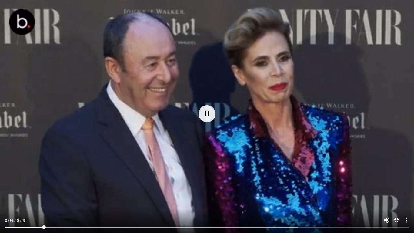 Agatha Ruiz de la Prada tiene una nueva pareja, Luis Miguel Rodríguez