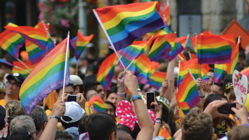 Here are Some Colorful Symbols of The LGBT+ Communities