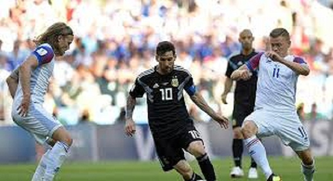 VIDEO: Messi y Argentina empatan en triste debut de Rusia 2018