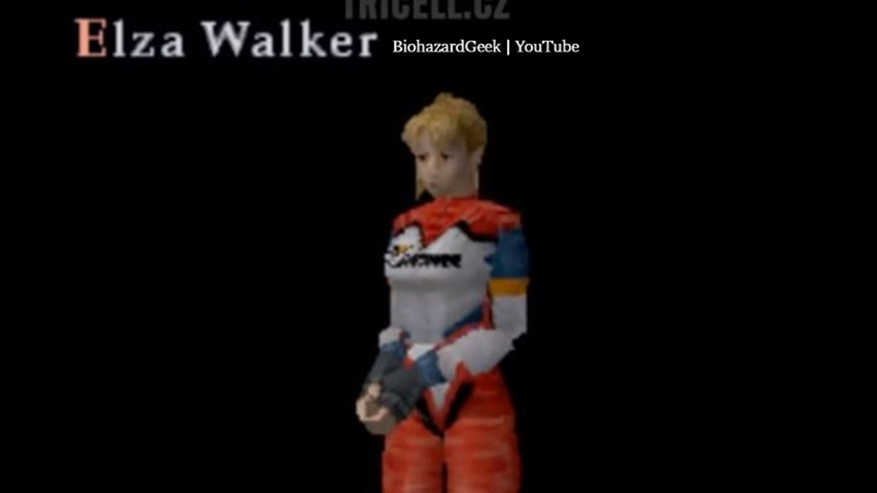 'Resident Evil 2' Remake Delux Edition has Elza Walker skin from 'RE1.5'