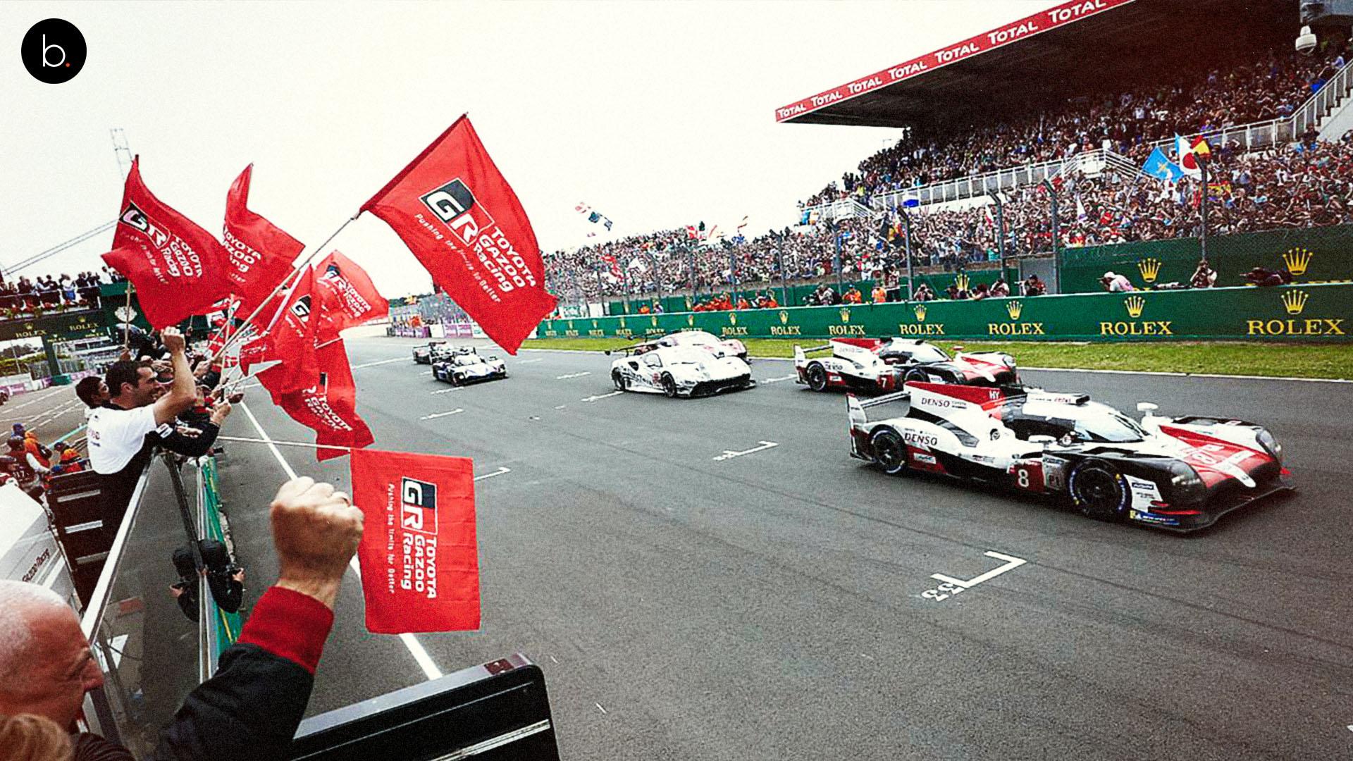 Fernando Alonso y Toyota hacen historia al vencer en las 24 Horas de Le Mans