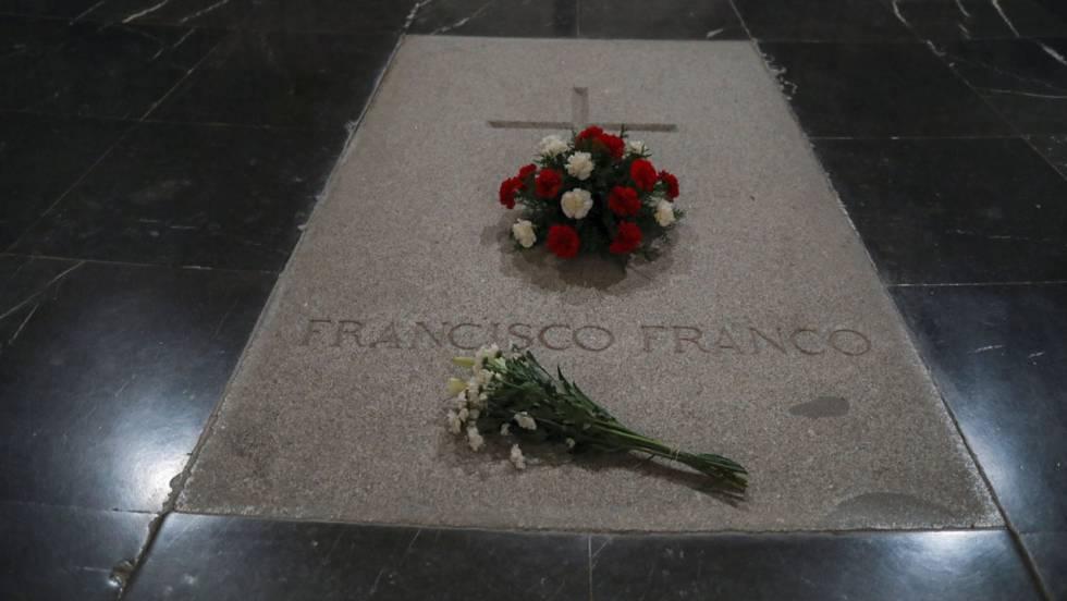 Los restos mortales de Francisco Franco podrían abandonar el Valle de los Caídos