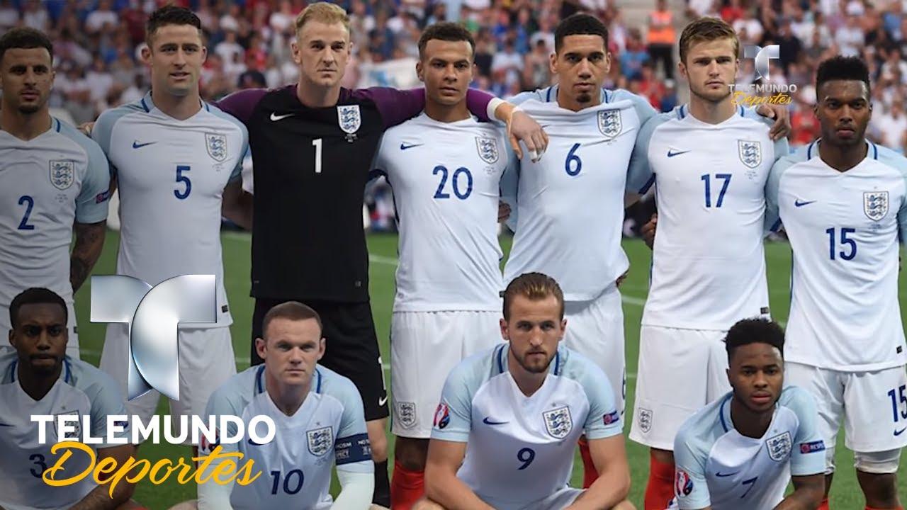 Inglaterra hace un cambio de alineación para el partido frente a Panamá