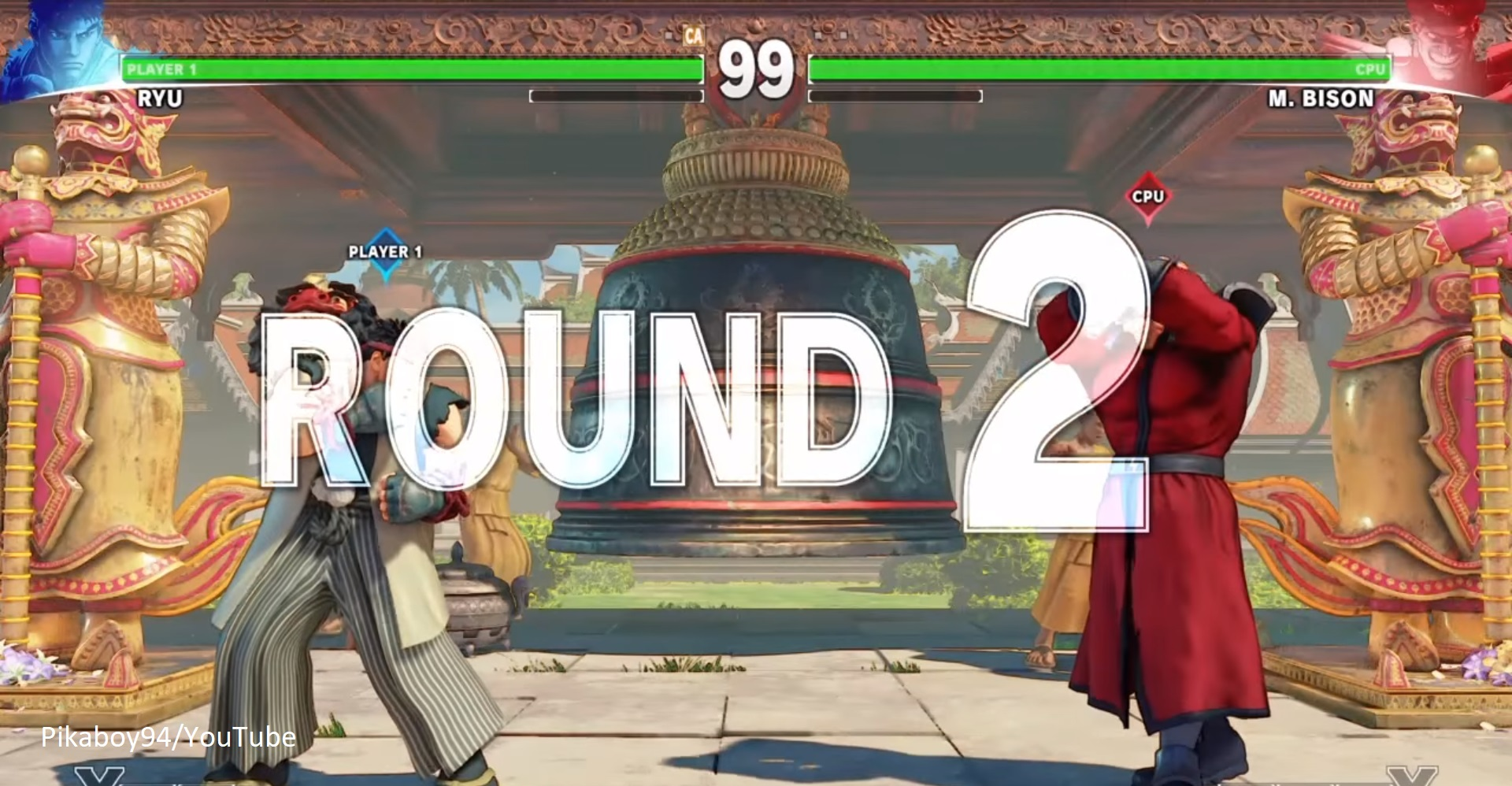 'Street Fighter 5 : New costumes for Ken Masters, Ed, Laura, Rashid