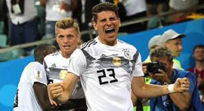 VIDEO: Alemania sigue viva en Rusia 2018