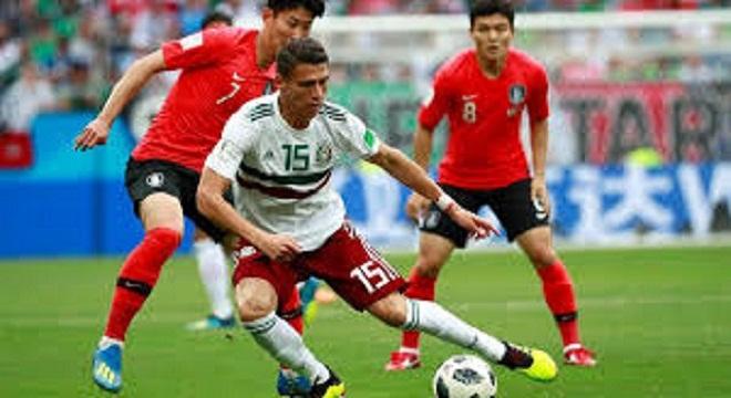 México vence a Corea del Sur y se acerca a los octavos de final