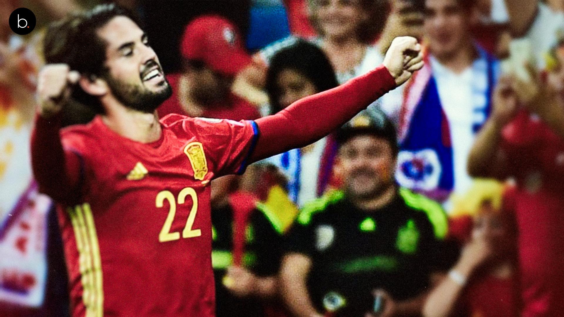 España, primera de grupo se libra de Brasil, Alemania y Francia hasta la final