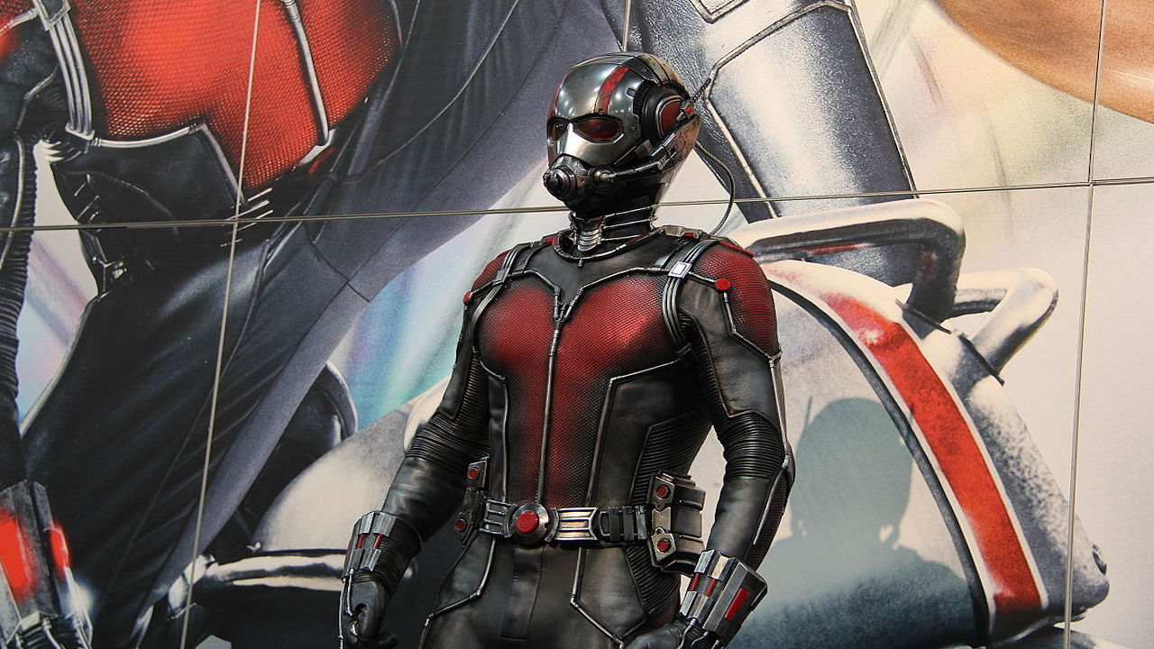 'Ant-Man and The Wasp' timeline lines up with 'Avengers: Infinity War' events