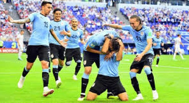 VIDEO: Uruguay es el campeón del grupo A