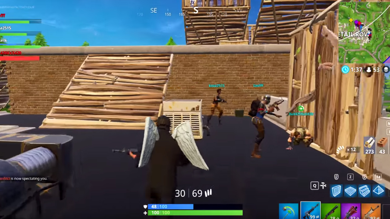 'Fortnite': Playground LTM files hint of new exploding goodies
