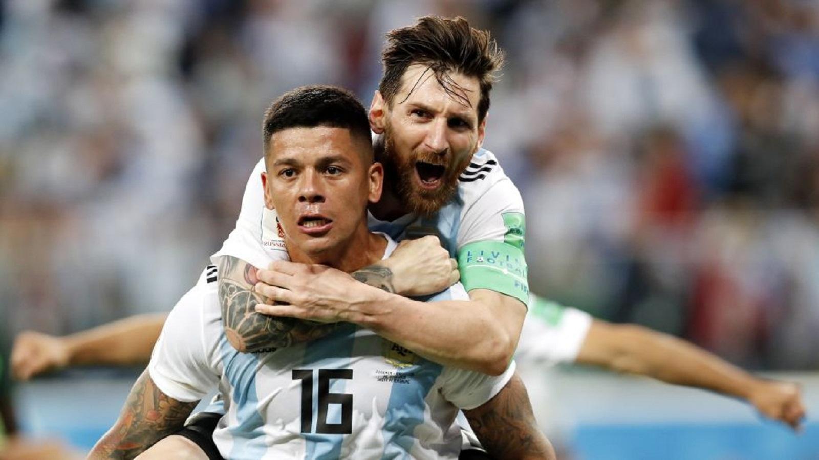 VÍDEO: Argentina logró el milagro de clasificarse a octavos en Rusia 2018