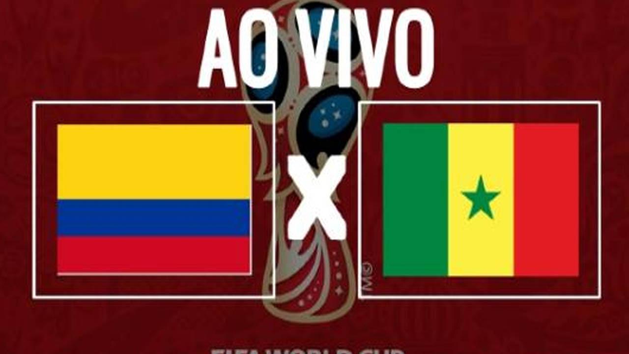 Colômbia x Senegal: transmissão do jogo da Copa do Mundo ao vivo