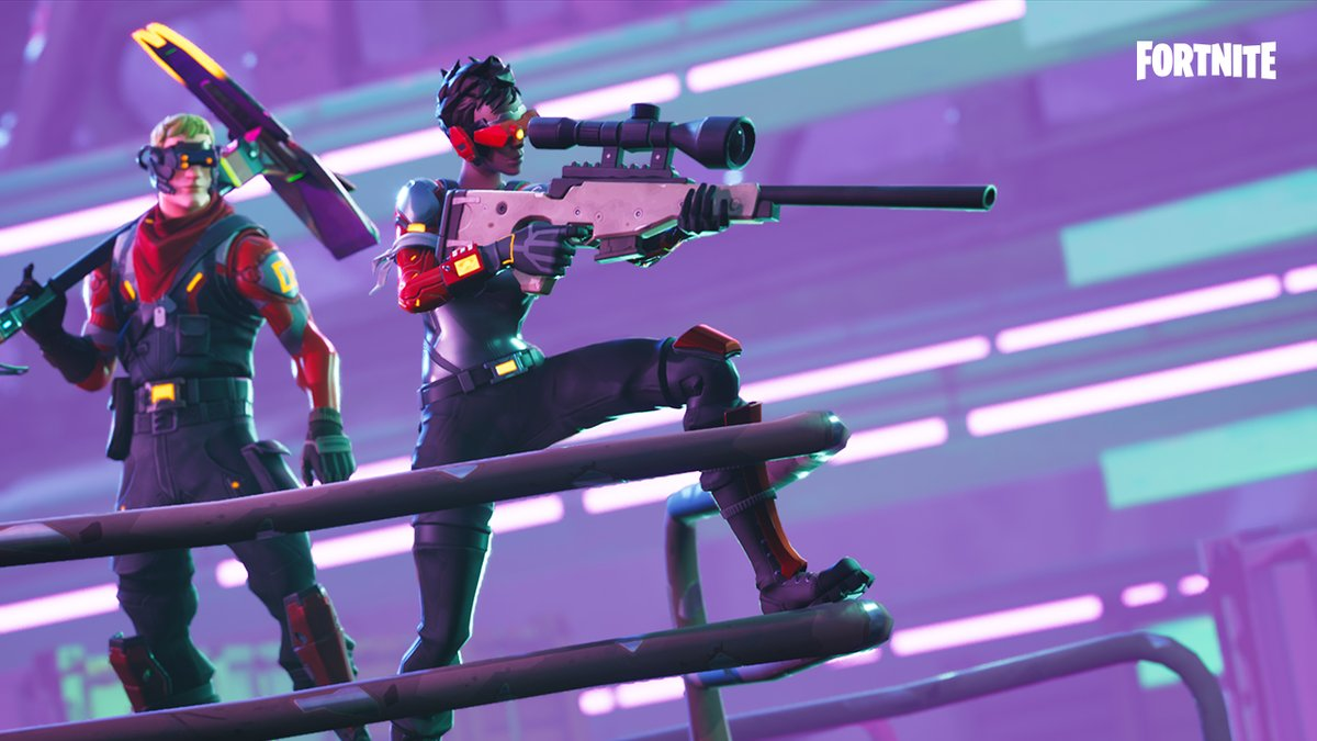 'Fortnite:' New building in Tilted brings back the notorious floor glitch