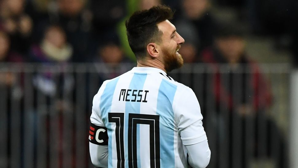 Sampaoli podría convertir a Leo Messi en 'falso' nueve