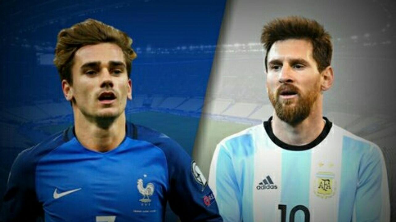 Mondial 2018 : Les Bleus attendus contre l'Argentine en 8es de finale