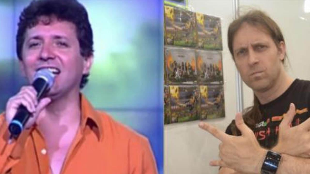 Gilliard, Bruno Sutter, Felipe Dylon serão jurados do 'Canta Comigo'
