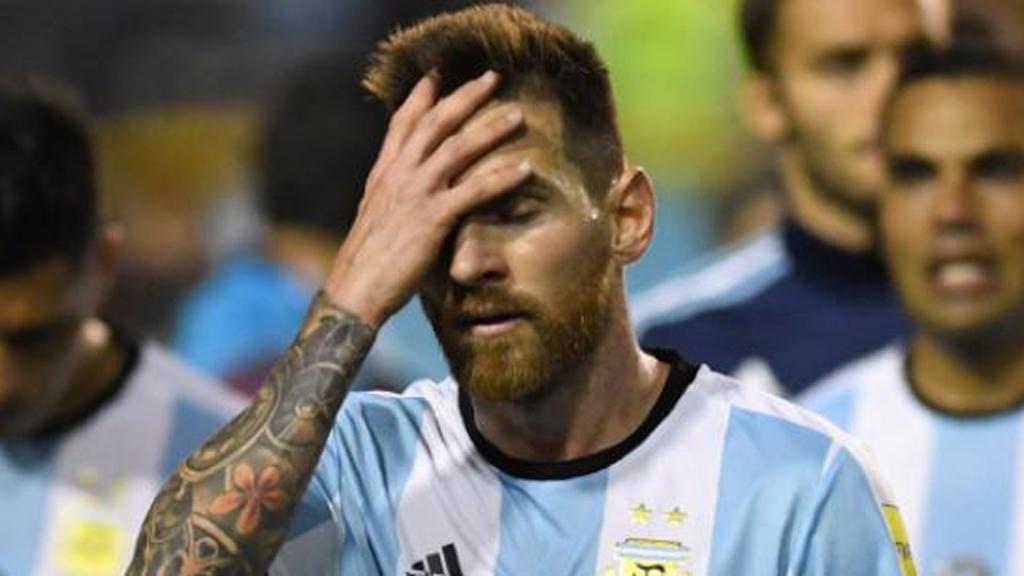 Messi y Ronaldo, fuera del Mundial