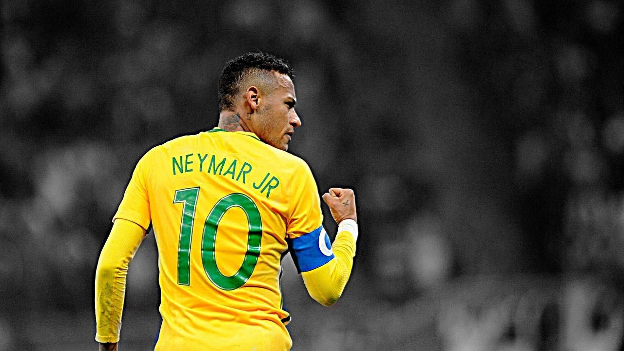 Brasil vence 2-0 a México con gol y asistencia de Neymar