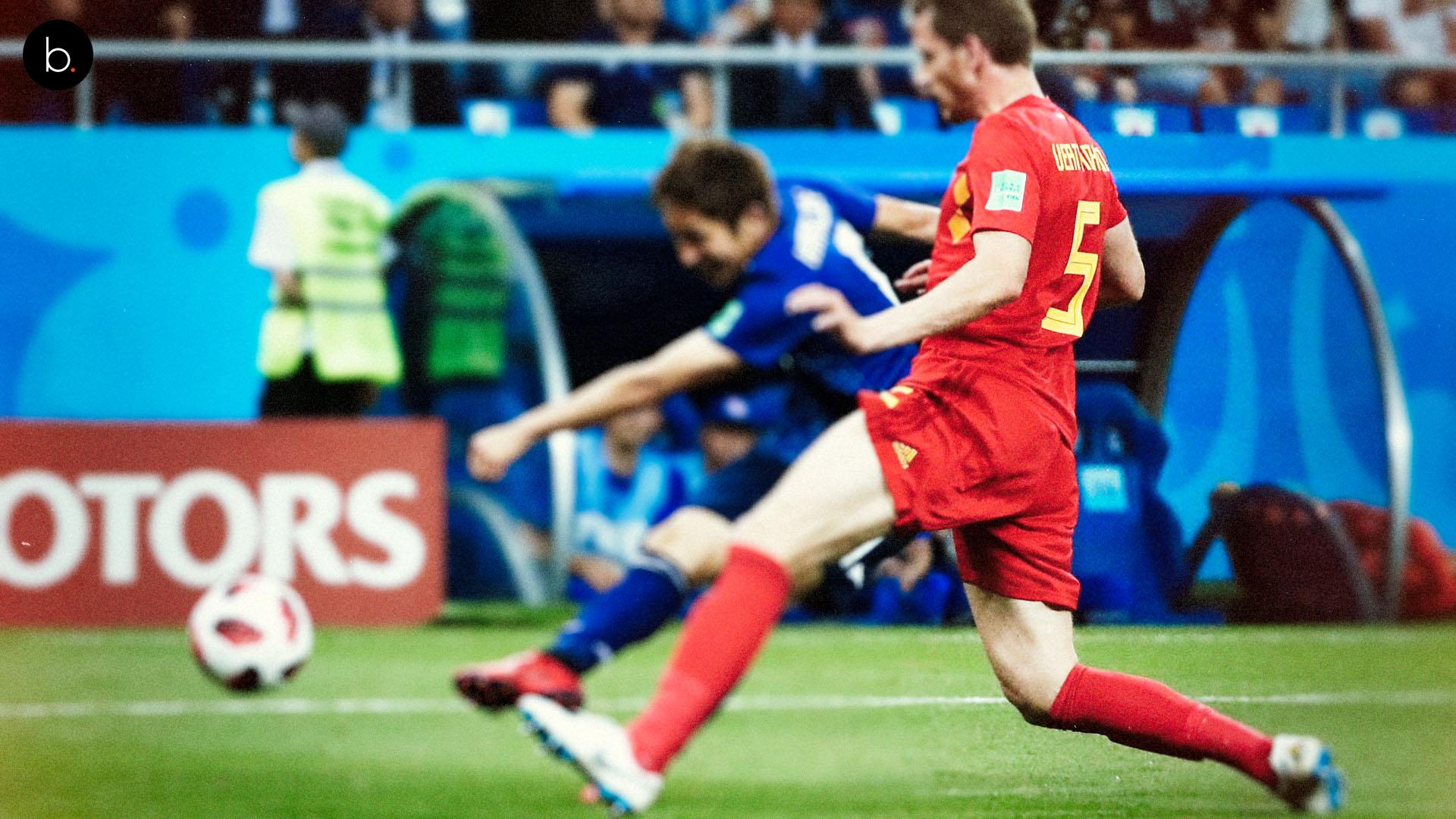 Mundial 2018: Bélgica pasa a cuartos in extremis