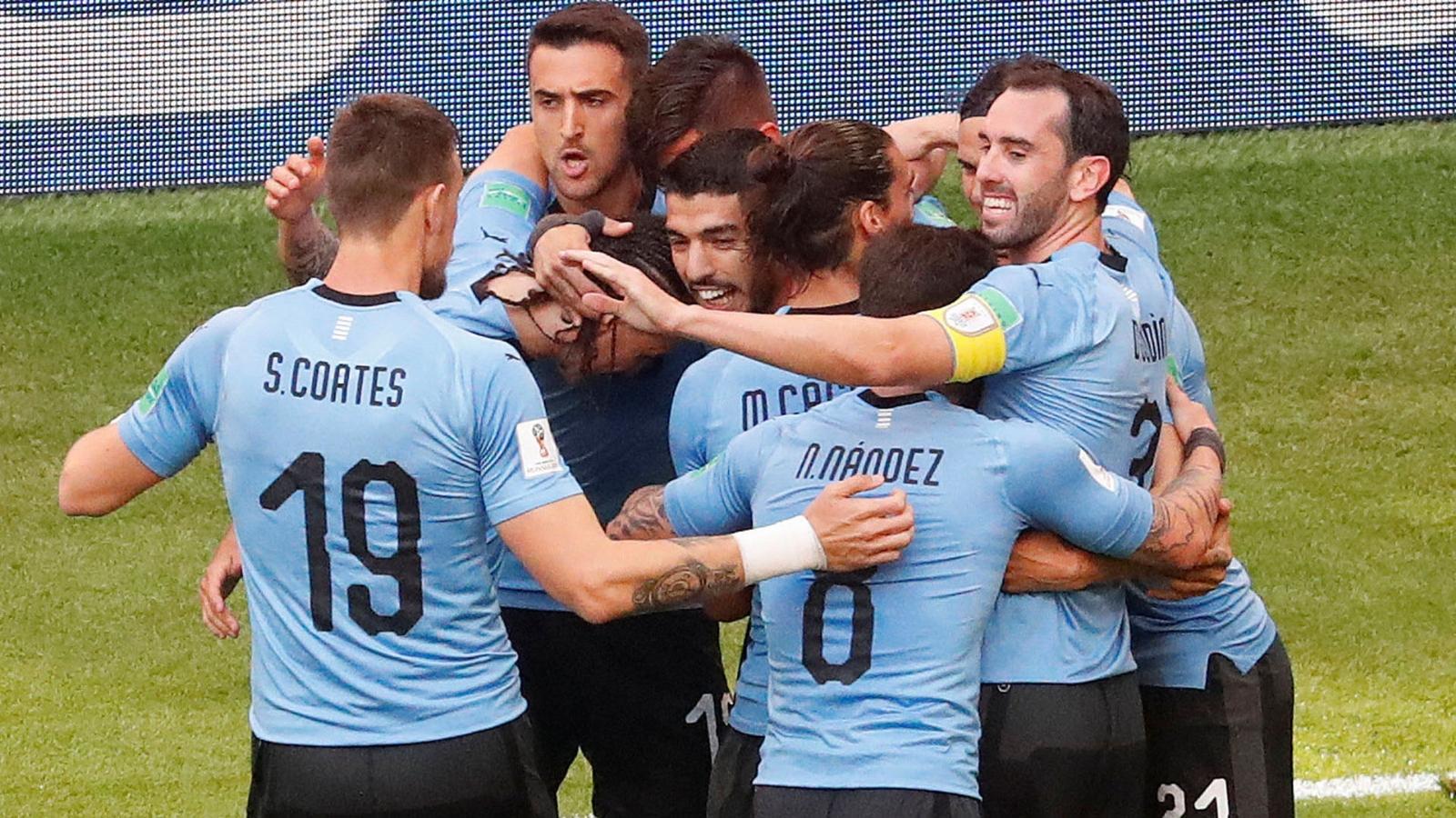 VÍDEO: A Uruguay cuando pierde a uno de sus atacantes le suele ir mal (Analisis)