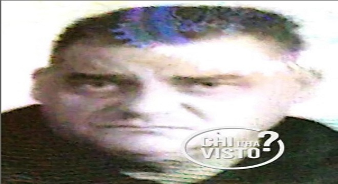 Giovanni Di Luccio: a 'Chi l'ha visto?' il caso dell'uomo scomparso da Scafati
