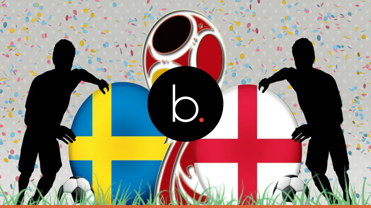 FIFA World Cup: Sweden and England on June 7