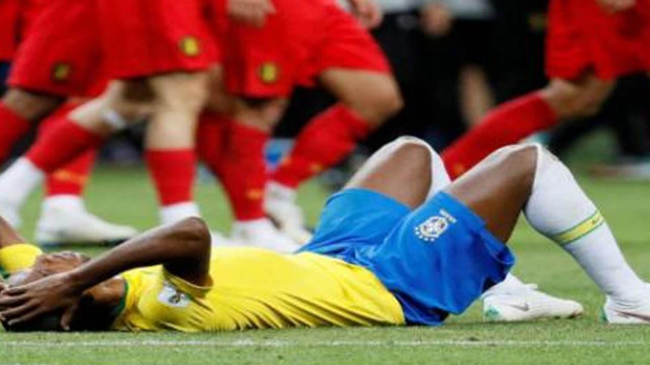 Bélgica joga bem, surpreende e elimina o Brasil