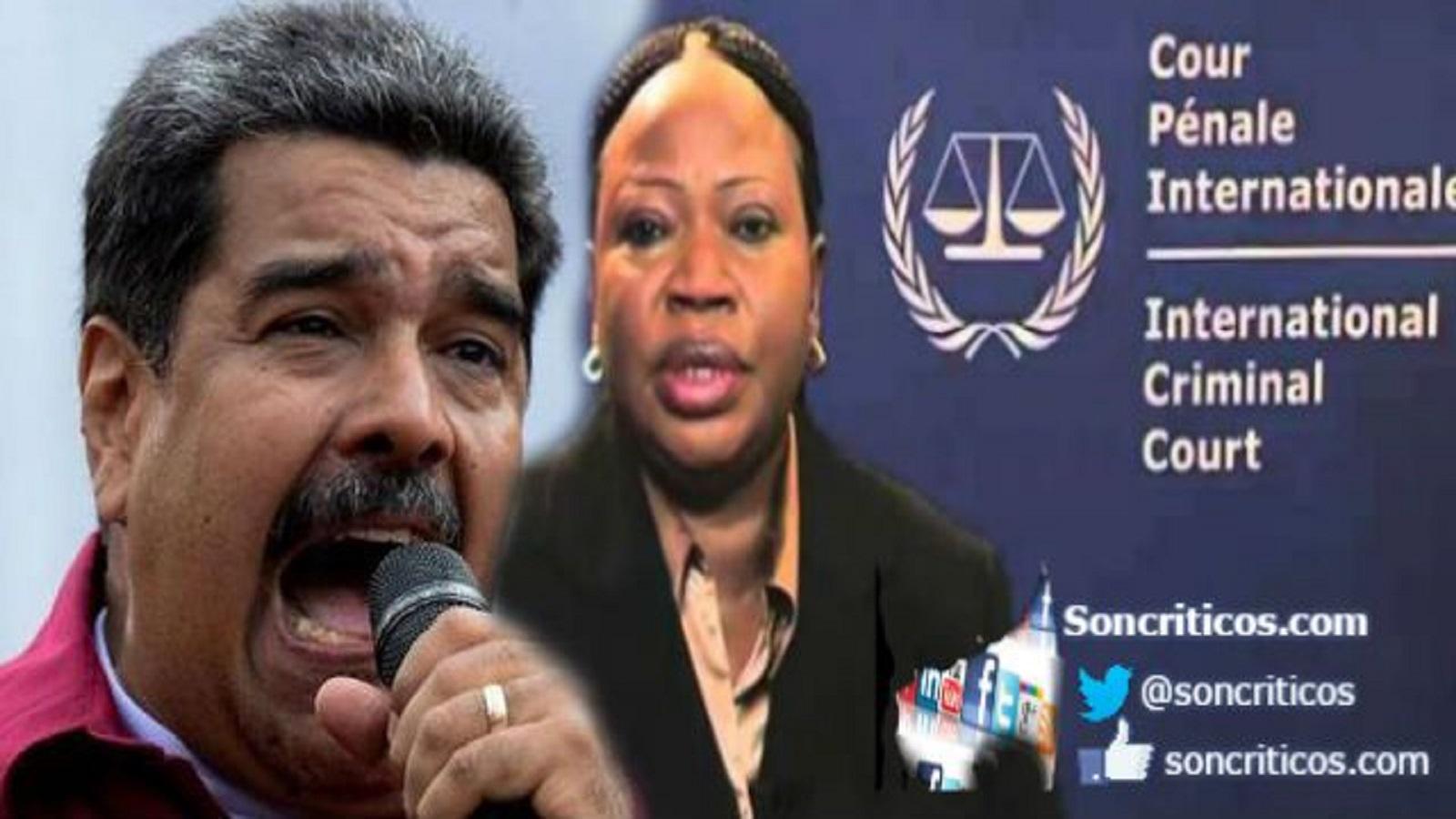 VIDEO: Denunciarán a fiscal de la CPI por ocultar delitos de Nicolás Maduro