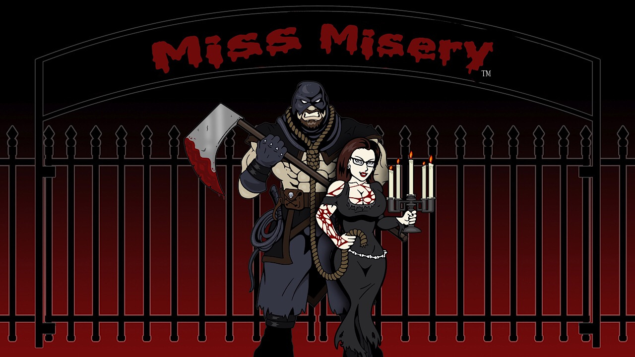 Images of horror icon Miss Misery