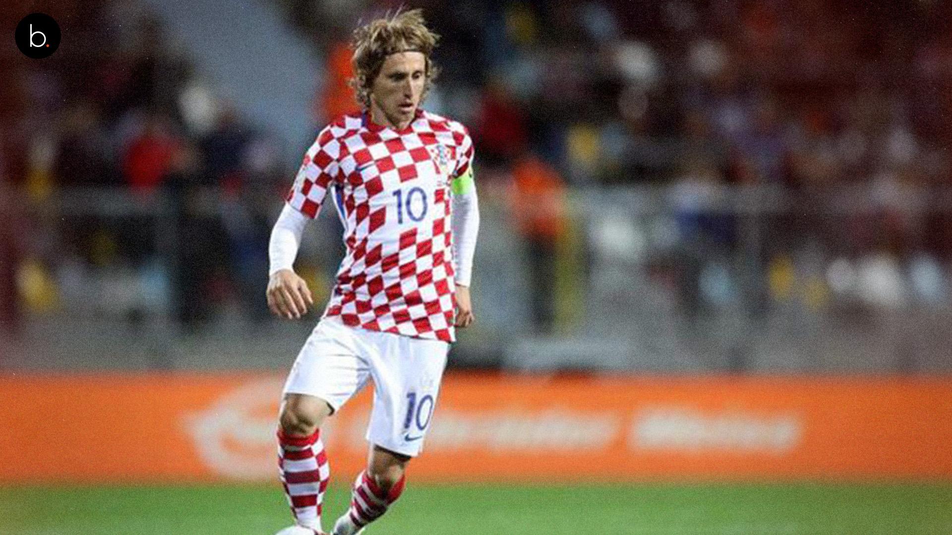 Luka Modric consigue su tercer MVP en Mundial de Rusia 2018