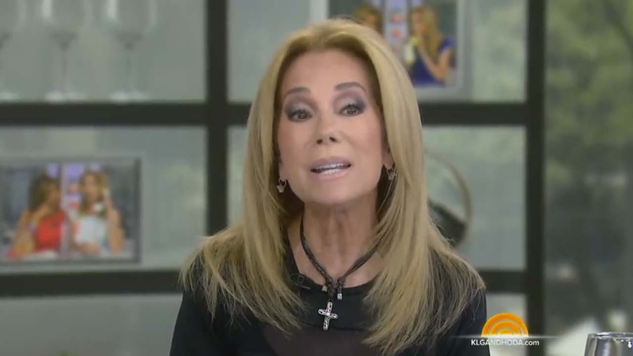 Kathie Lee Gifford is back on 'Today' after writing and starring in film