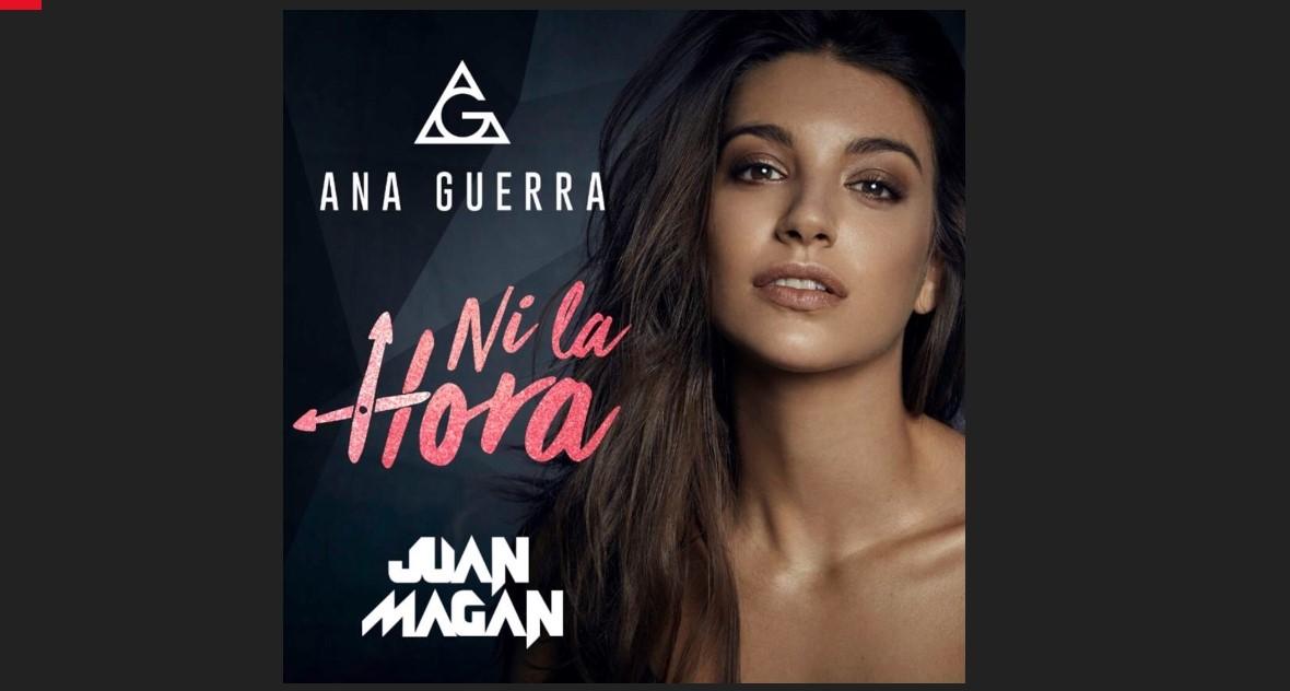 Acusan a Ana Guerra de plagiar el logo del dúo británico AlunaGeorge