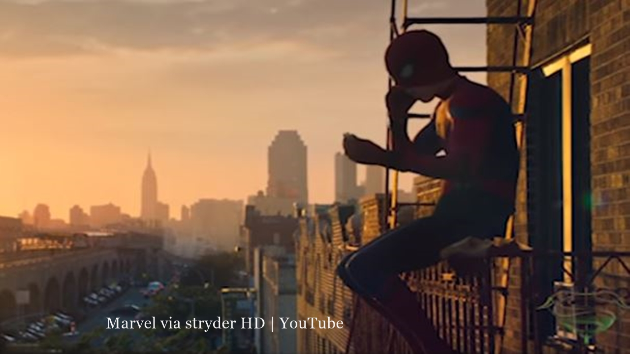 'Spider-Man: Far From Home' Spoilers: Leaked video shows a sad-looking Peter