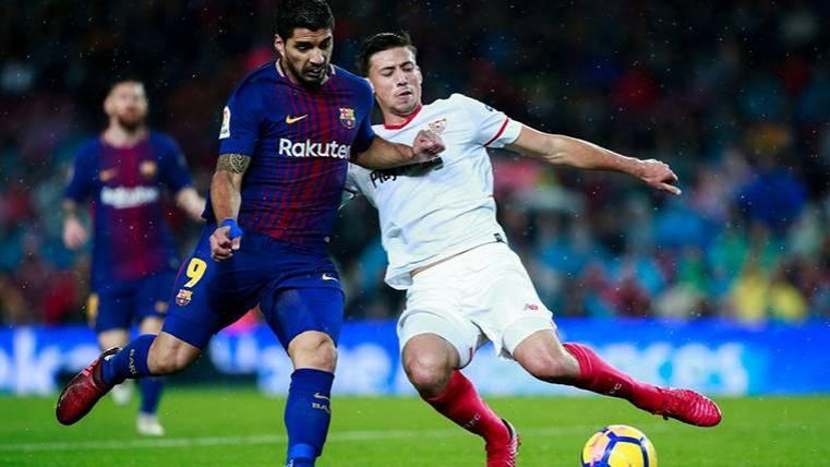 El Barcelona paga la cláusula de rescisión de Clément Lenglet (35 millones)