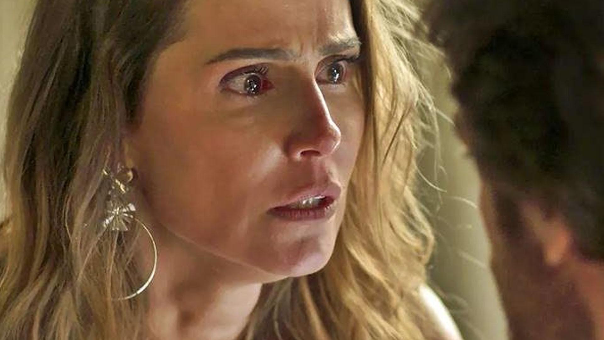 Spoiler/ Segundo Sol: Karola descobre que DJ Ariela na verdade é Luzia, vídeo