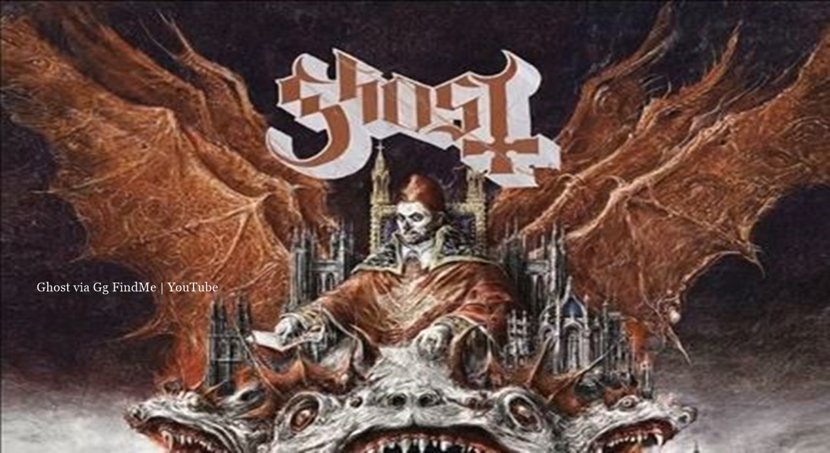 Ghost's album, 'Prequelle' a 'record about death...a record about survival'