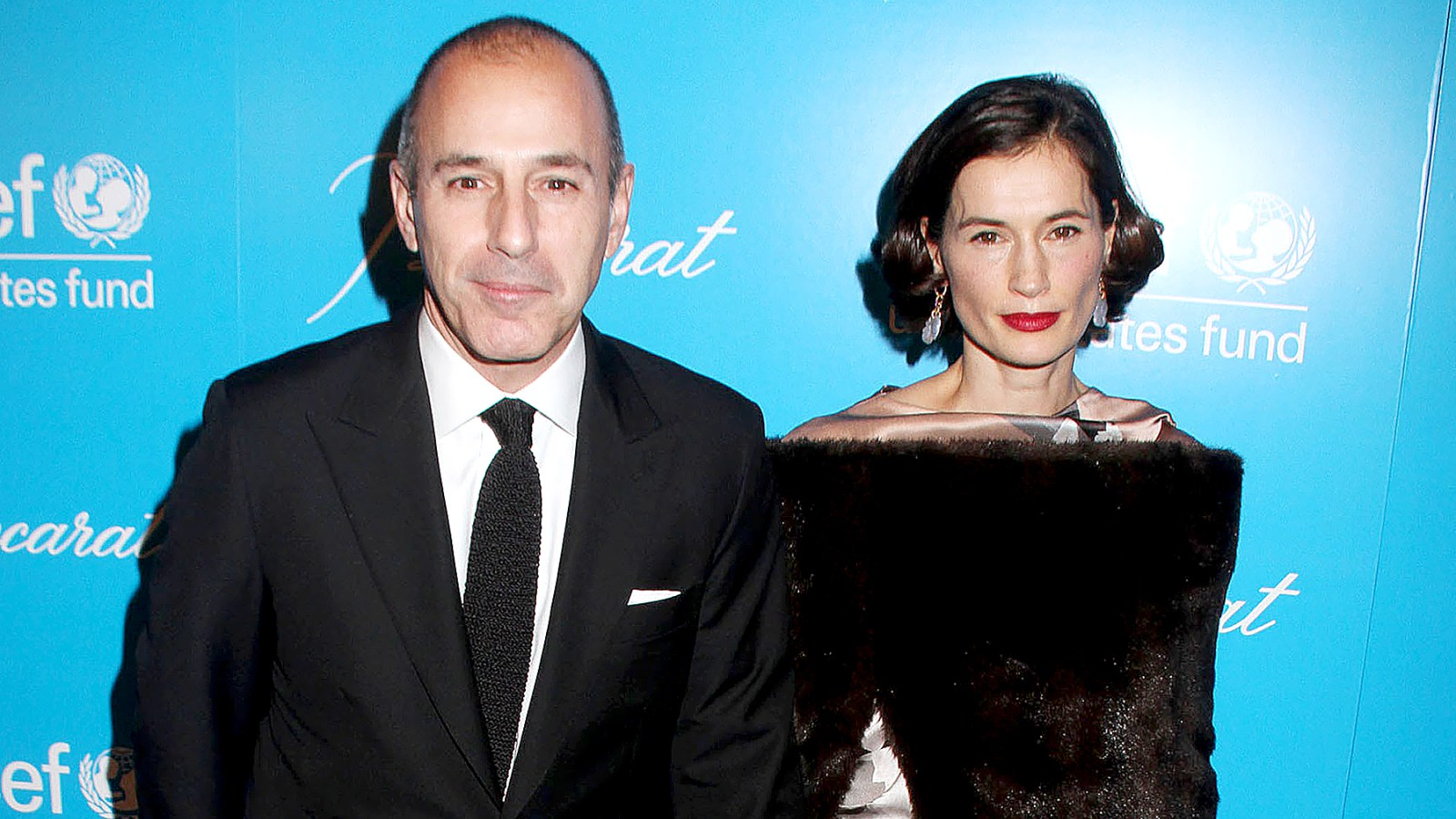 Matt Lauer, Annette Roque divorce is reportedly looming